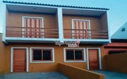 Lindo sobrado com 02 dormitórios à venda, 82 m² por R$ 189.990 - Porto Verde - Alvorada/RS