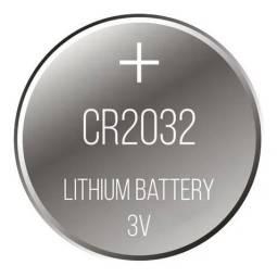 Bateria Botão Litio Lithium Cr2032 3v - 8563