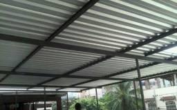Título do anúncio: Faço terraço /coberturas