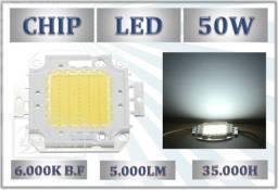 refletor led chip 50w
