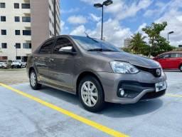 Título do anúncio: Vendo/troco Etios Sedan XLS 1.5 Auto EXTRA!!