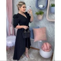 Vestido feminino Mullet