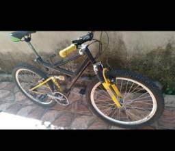 Bicicleta concervada
