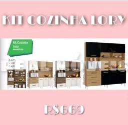 Armário de cozinha Novo 0897890