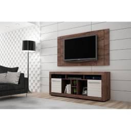 rack + painel c/suporte para TV - entrega rápida - super oferta