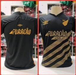 Camisas de futebol de vários times