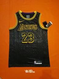Regata Lakers NBA Black Mamba
