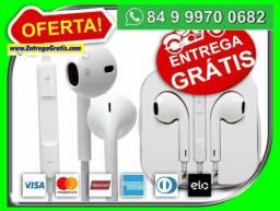 Fone de Ouvido Iphone Earpods Original 'Legal-entreg0-gratiss