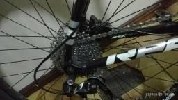 Bike aro 29 breezre híbrida