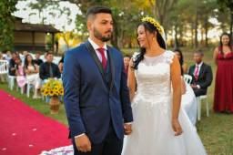 Vendo vestido de noiva