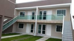 Excelente Apartamento térreo com quintal com 64mts centro de Piraquara