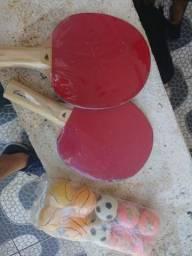 Raquete tenis de mesa profissional