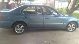 Honda civic 99/00 LX completo - 2000