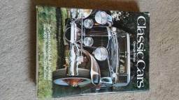 Livro importado Classic Cars
