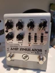 Pedal NIG AS1- Amp Simulator