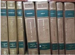 Coleção imortais da literatura 41 volumes