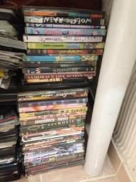 DVDs de anime e séries