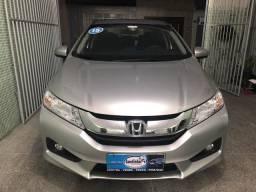 Honda City EX 2015 top de linha automático apenas 35mil rodados - 2015