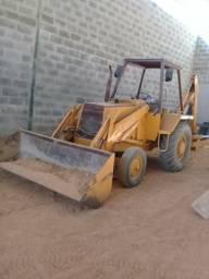 Reto escavadeira case