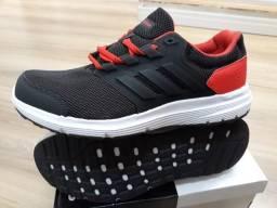 c20b4f68ce Promoção Tênis Adidas Original Masculino Tamanho disponível 43