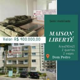 Maison liberté (Dom pedro) 2 suites semi-mobiliado