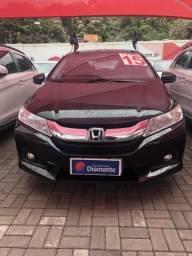 Honda City EXL 57.000km automático 2015 - 2015