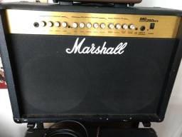 Amplificador de guitarra marshall mg250