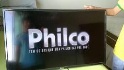 Preço só hj 18/7 Smart Tv Philco led 49 pol full hd zerada quem adquirir vai se orgulhar