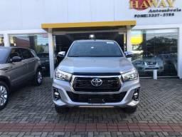 Toyota Hilux SRV 2020/2020 2.8 4x4 Aut. 0Km
