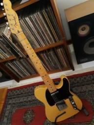 Guitarra telecaster nao é fender