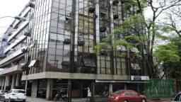 Sala comercial com 25,00 m² para aluguel no Centro, mais garagem a 350 metros