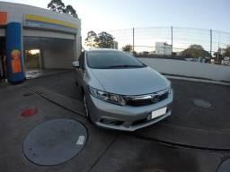 Honda Civic Impecável com Teto Solar EXR 2014 - 2014