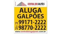 Galpão bem localizado com 1500