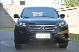 Honda CRV Preto o primeiro que olhar vai comprar - 2013
