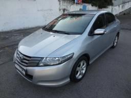 Honda City 1.5 lx 16v flex 4p automático - 2011