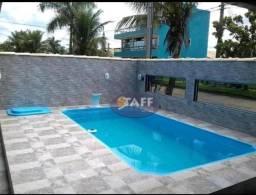 Casa com 2 quartos e piscina a partir de R$ 175.000,00 - Unamar - Cabo Frio/RJ