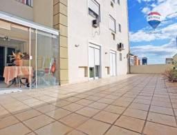 Apartamento 3 dormitórios com TERRAÇO à venda, 170 m² por R$ 690.000,00 - Centro - São Leo