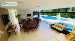 Sobrado com 6 dormitórios à venda, 525 m² por R$ 4.000.000 - Residencial Aldeia do Vale -