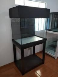 Aquario 240L c/ movel de metal so R$799,00 novo, sou fabricantre