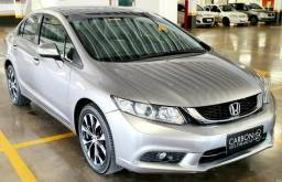 Honda Civic LXR 2.0 16V Flex Aut