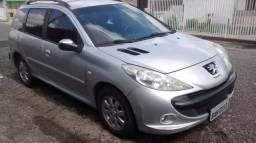 Peugeot 207 SW Xrs 1.4 8 V completa Oferta da semana - 2010