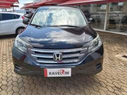 HONDA CRV 2.0 LX 4X2 16V GASOLINA 4P MANUAL - 2012