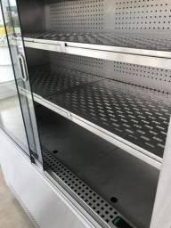 Vitrine de Auto-serviço refrigerada