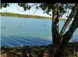 Terreno beira lago do Manso