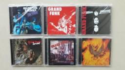 Grand Funk Railroad - 11 Títulos - Preço da unidade s consulta