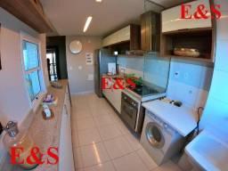 Apto 2 Dormitórios e 1 Suíte- Varanda Gourmet- 90 m²