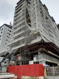 35 mil de entrada - 2 dormitórios com 2 vagas na Guilhermina - parcelas de R$ 1.956,00