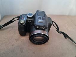 Câmera lumix panasonic fz47