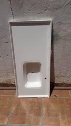 Pia banheiro - Pia cozinha ( Branca )