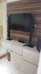 Cond. FLEX PQ 10, apto mobiliado com internet e tv a cabo.
